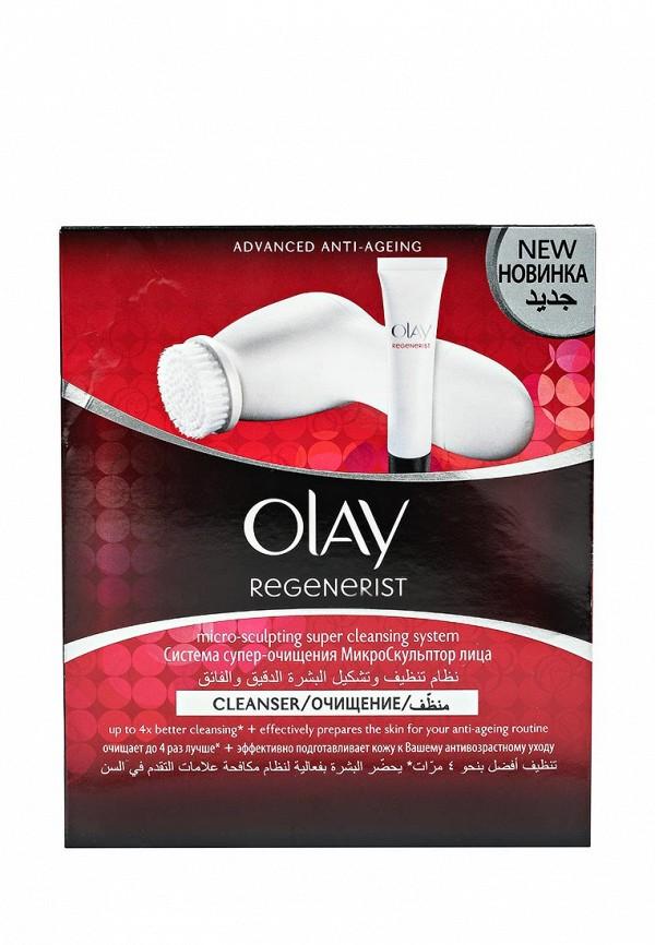 Система Olay Regenerist супер-очищения МикроСкульптор лица