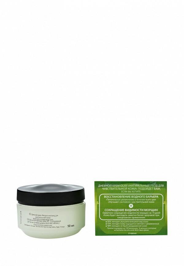 Крем Olay Anti-Wrinkle дневной Натуральный уход для чувствительной кожи SPF 15, 50 мл