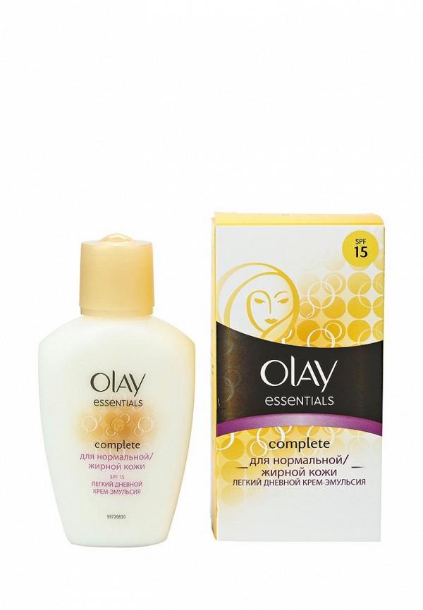 Крем-эмульсия Olay Essentials Complete Легкий дневной для нормальной и жирной кожи, 100 мл