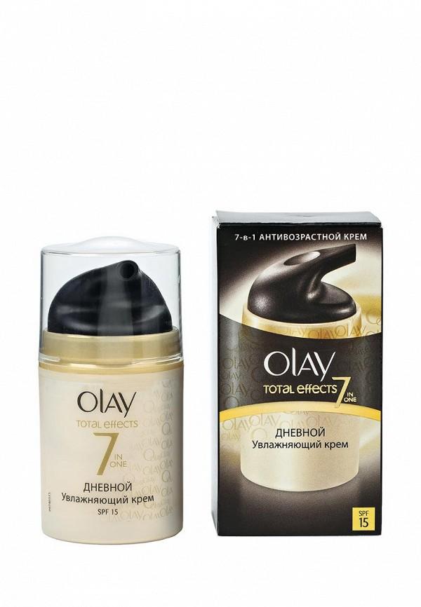 Крем Olay Total Effects 7 in One антивозрастной Увлажняющий SPF 15, 50 мл
