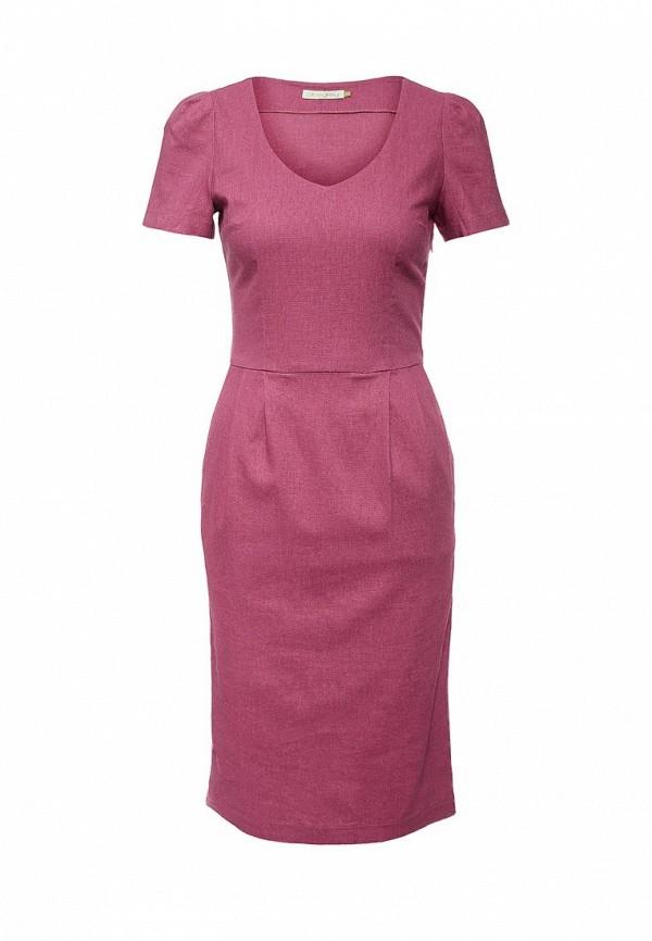 Платье-миди Olivegrey Pl000110L(moly)