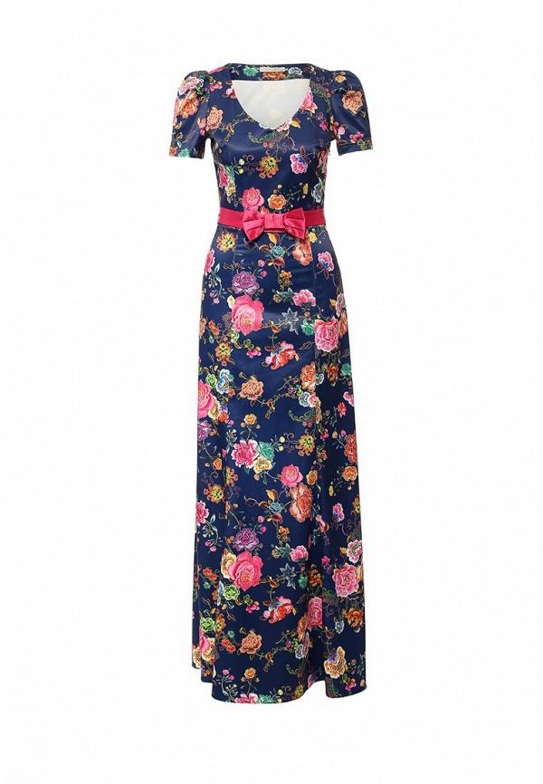 Летнее платье Olivegrey Pl000114L(verbena)