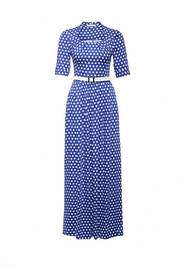 Летнее платье Olivegrey Pl000248V(naina)