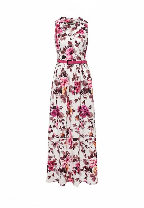 Летнее платье Olivegrey Pl000242L(elian)