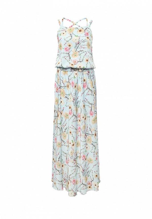Летнее платье Olivegrey Pl000244L(elroy)