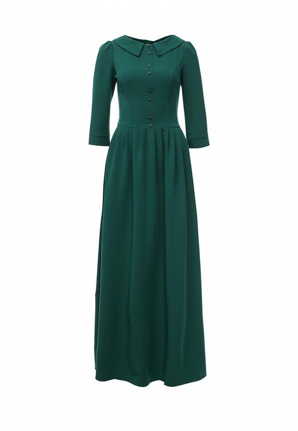 Платье-макси Olivegrey Pl000408V(braisy)