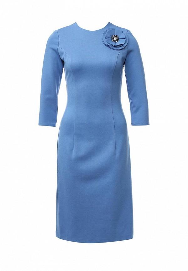 Платье-миди Olivegrey Pl000421V(ponty)