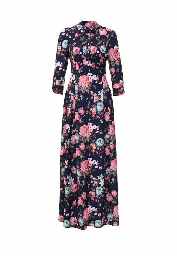 Платье-макси Olivegrey Pl000430V(miraby)