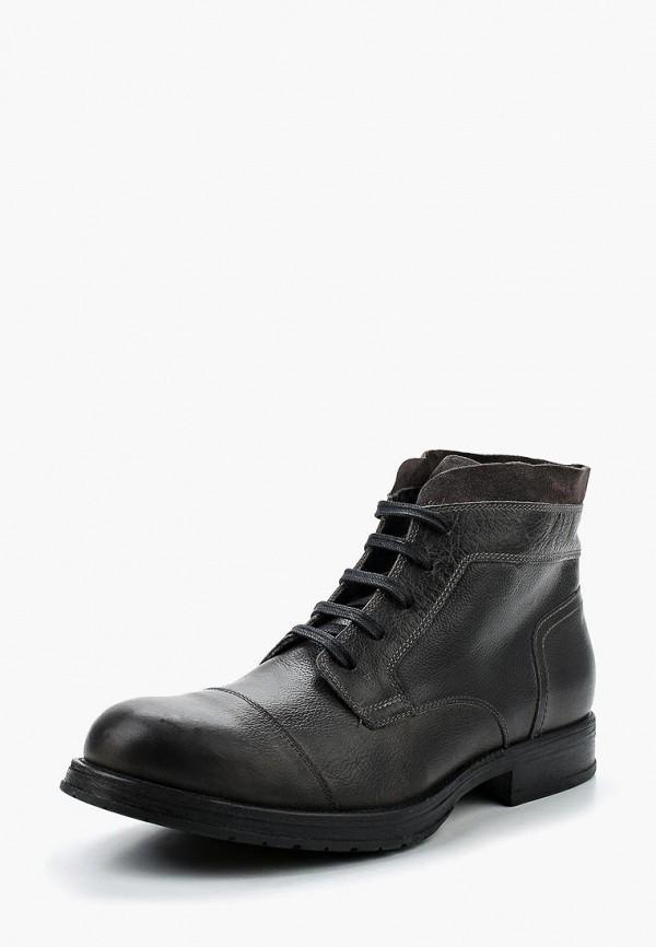 Фото - мужские ботинки и полуботинки Old Signature черного цвета