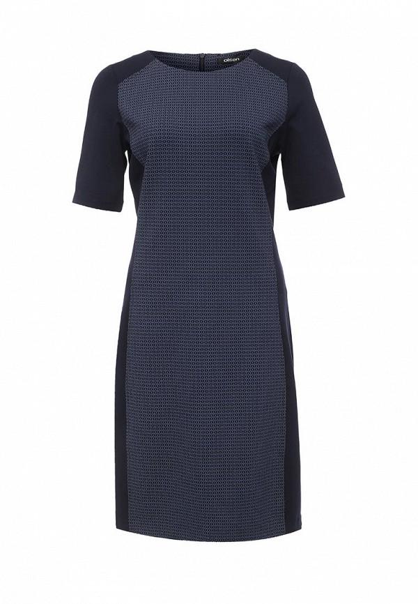 цена Платье Olsen Olsen OL312EWPVS47 онлайн в 2017 году