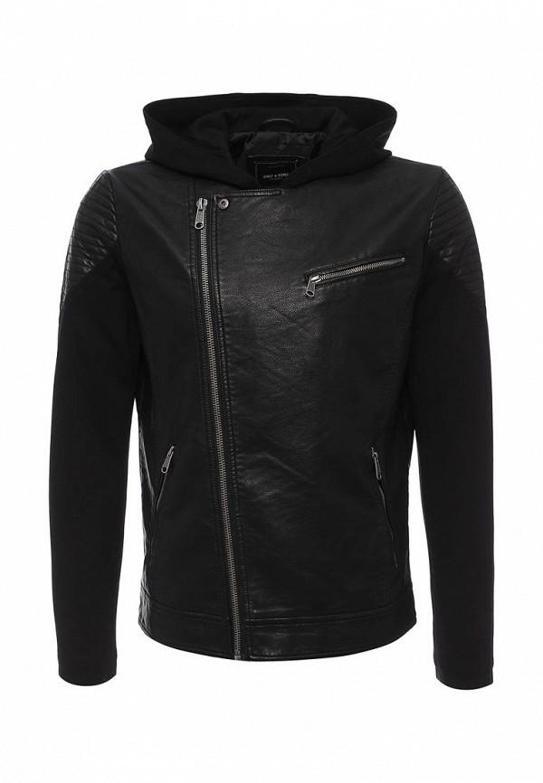 Кожаная куртка Only & Sons 22004374