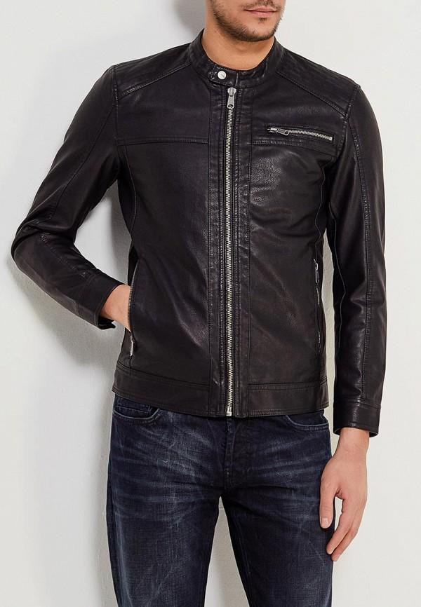 Куртка кожаная Only & Sons Only & Sons ON013EMZJW60 блуза only 15155423 kalamata