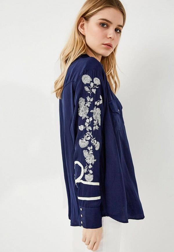 Блуза One Teaspoon One Teaspoon ON016EWYLR63 блуза fp one блуза