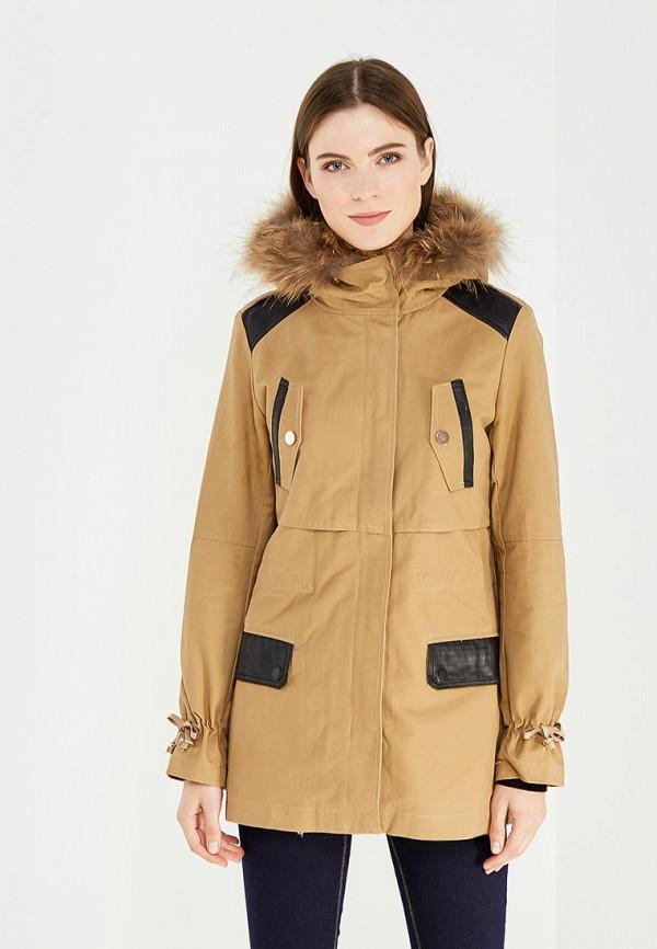 цены Куртка утепленная On Parle de Vous On Parle de Vous ON017EWWYL29