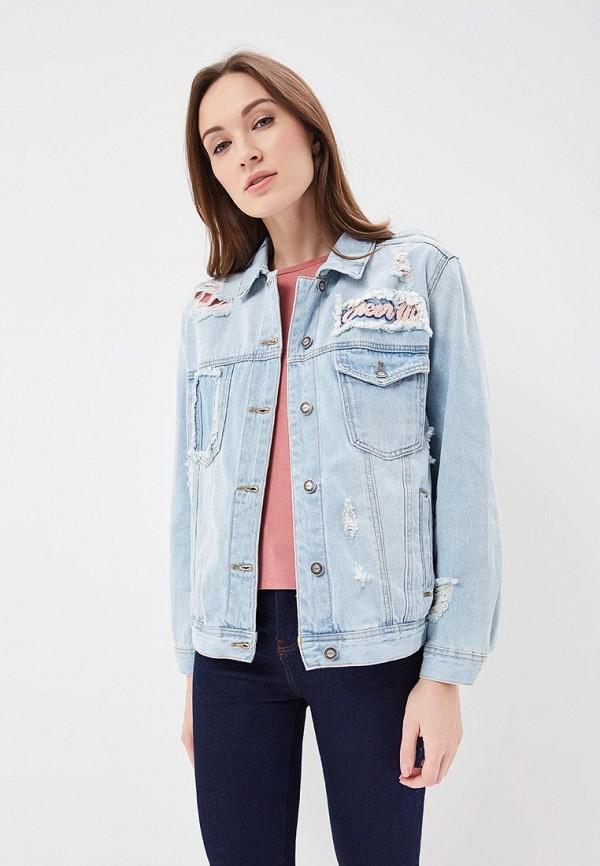 Купить Куртка джинсовая Only, ON380EWAFTL4, голубой, Весна-лето 2018