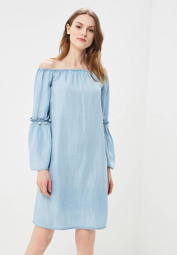 Платье Only Only ON380EWAFTO9 платье only цвет черный 15137616 black размер 38 44