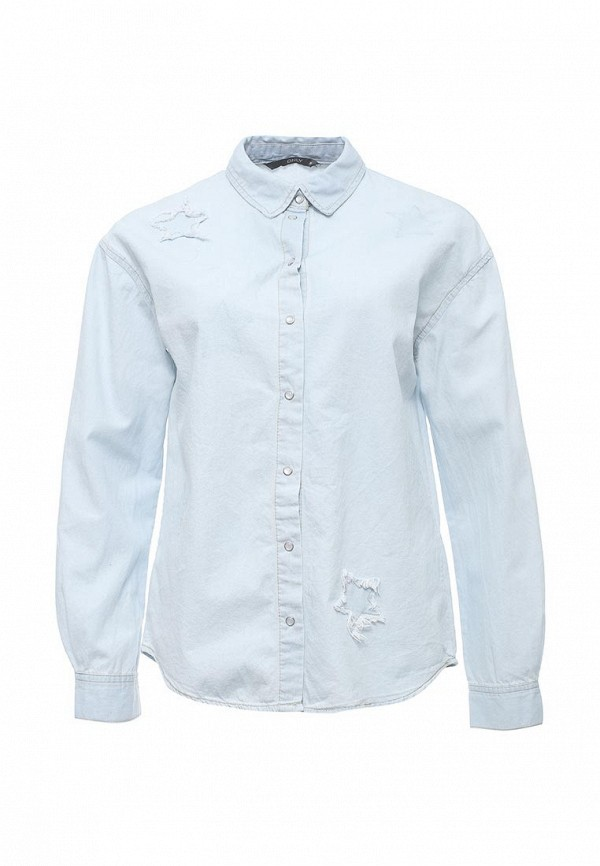 Фото Рубашка джинсовая Only. Купить с доставкой
