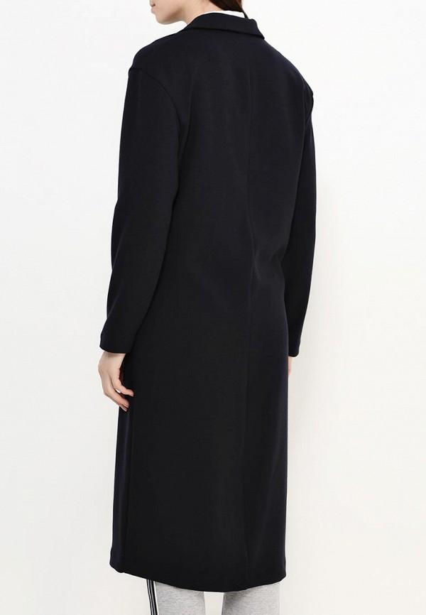 Фото 4 - женское пальто или плащ Only синего цвета