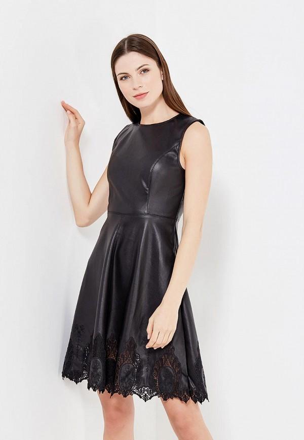 Платье Only Only ON380EWULA15 платье only цвет черный 15137616 black размер 38 44