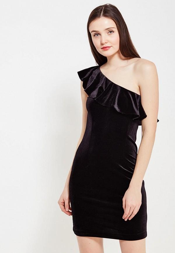 Платье Only Only ON380EWXEQ89 платье only цвет черный 15137616 black размер 38 44