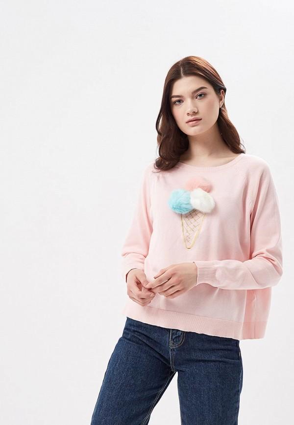 Купить Джемпер Only, ON380EWZKW38, розовый, Весна-лето 2018