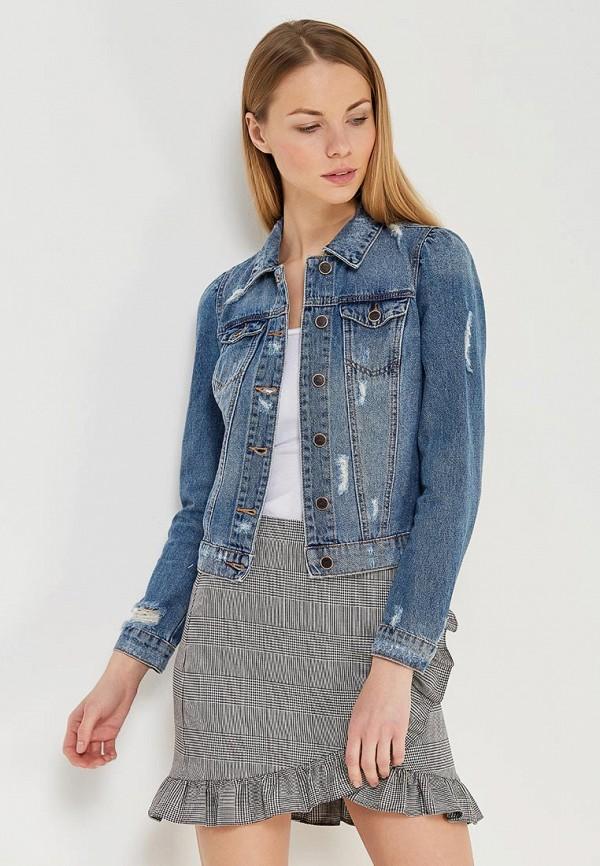 Купить Куртка джинсовая Only, ON380EWZKW87, голубой, Весна-лето 2018