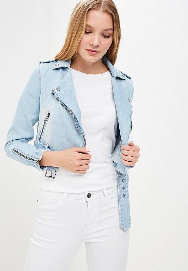 Купить Куртка джинсовая Only, ON380EWZKW89, голубой, Весна-лето 2018