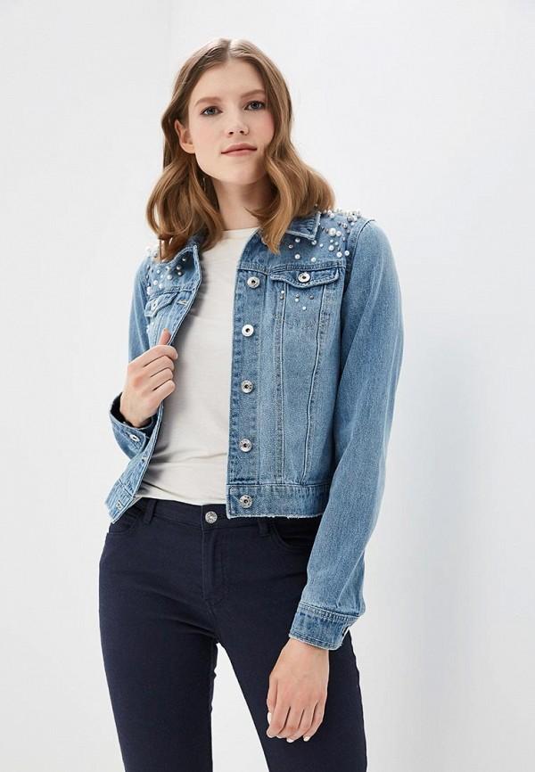 Купить Куртка джинсовая Only, ON380EWZKX29, голубой, Весна-лето 2018