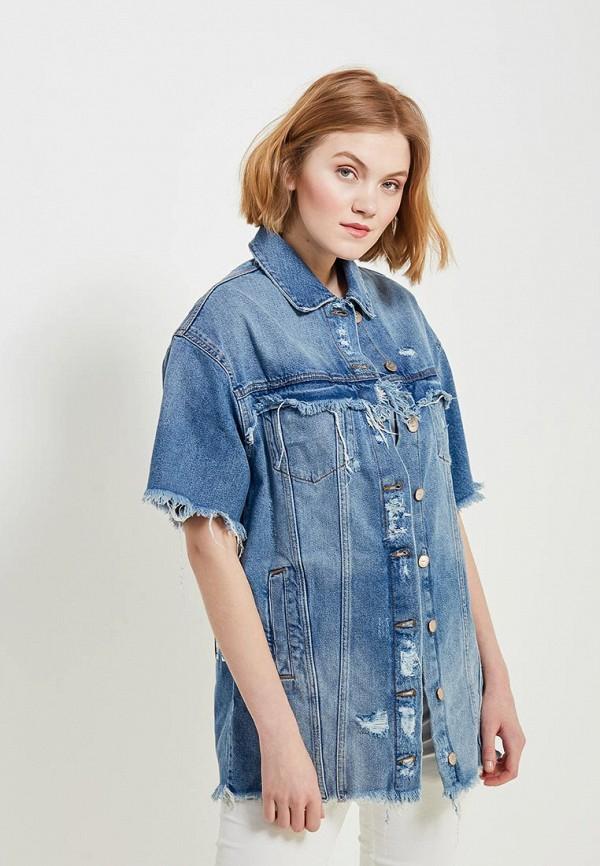Купить Куртка джинсовая Only, ON380EWZKX33, голубой, Весна-лето 2018