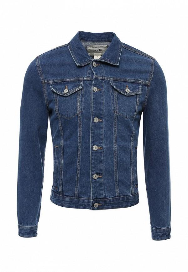 Куртка джинсовая oodji