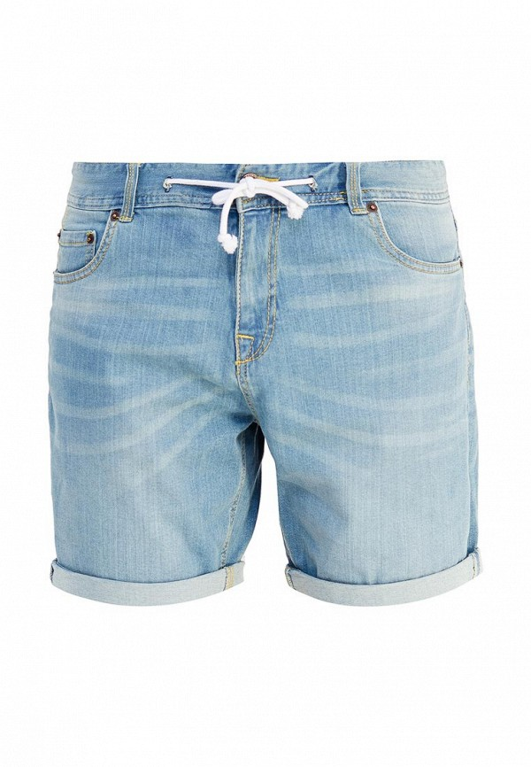 Шорты джинсовые oodji oodji OO001EMXVA58