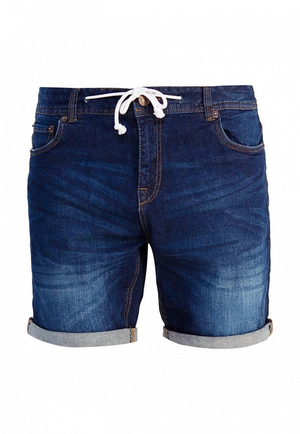 Шорты джинсовые oodji oodji OO001EMXVA59 пуловер oodji oodji oo001ewiht90