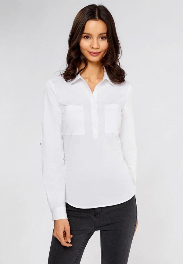 Белые Женские Блузки