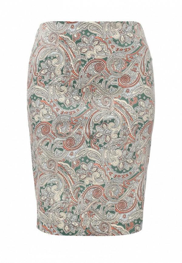 Купить женскую юбку oodji разноцветного цвета