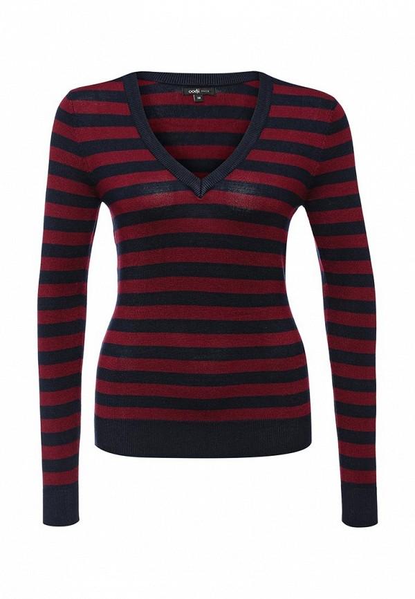 Пуловер oodji oodji OO001EWJNJ43 пуловер oodji oodji oo001ewiht90
