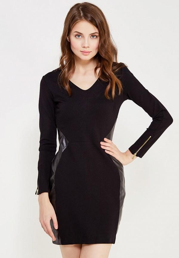 Фото - женское платье oodji черного цвета