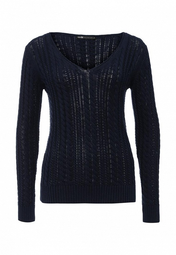 Пуловер oodji oodji OO001EWKMP61 пуловеры oodji пуловер