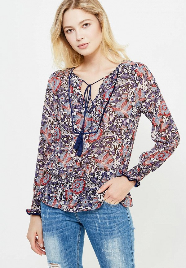 Блуза oodji oodji OO001EWLOH69