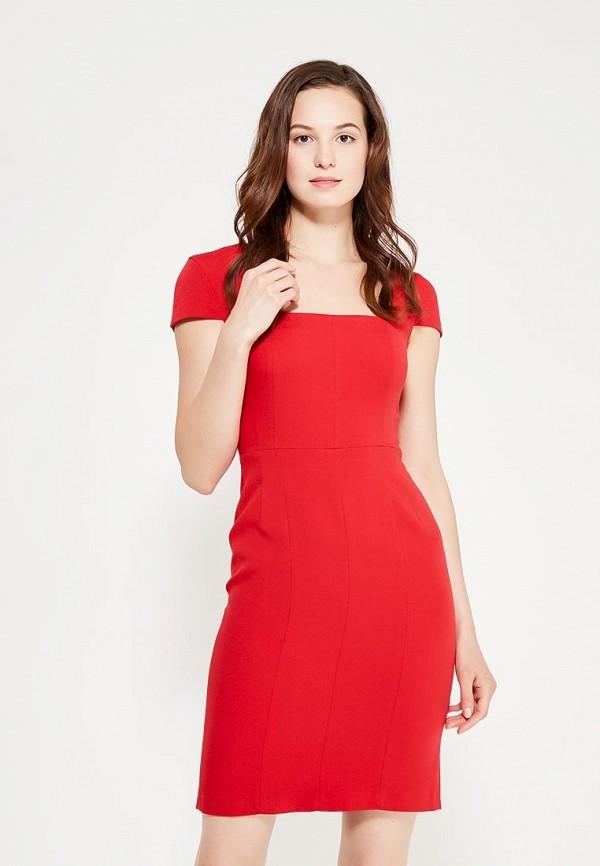 Купить Платье Красного Цвета