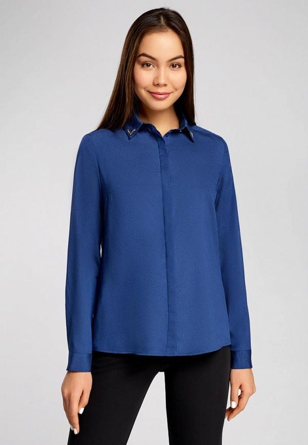 Блуза oodji oodji OO001EWMGO36