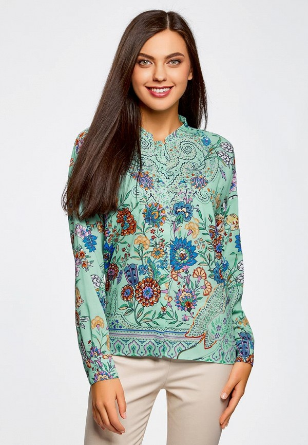 Блуза oodji oodji OO001EWOJT49