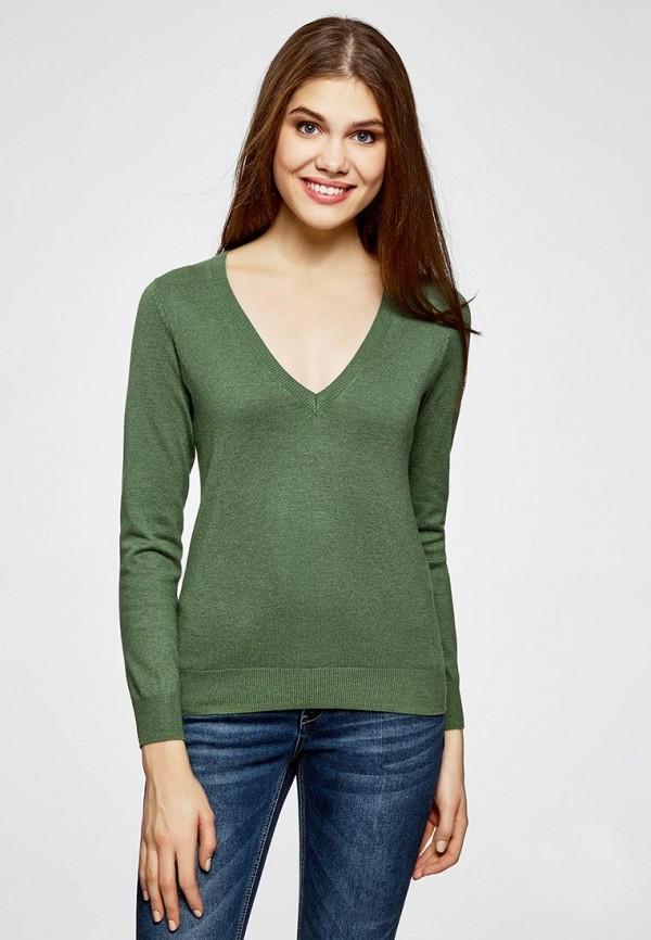 Пуловер oodji oodji OO001EWOJT63 пуловер oodji oodji oo001ewiht90