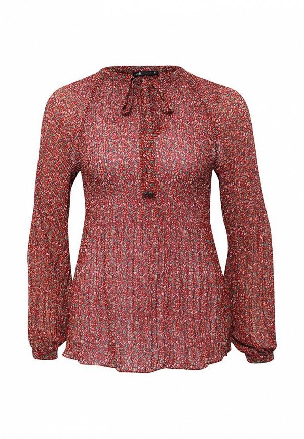 Блуза oodji oodji OO001EWOZX60