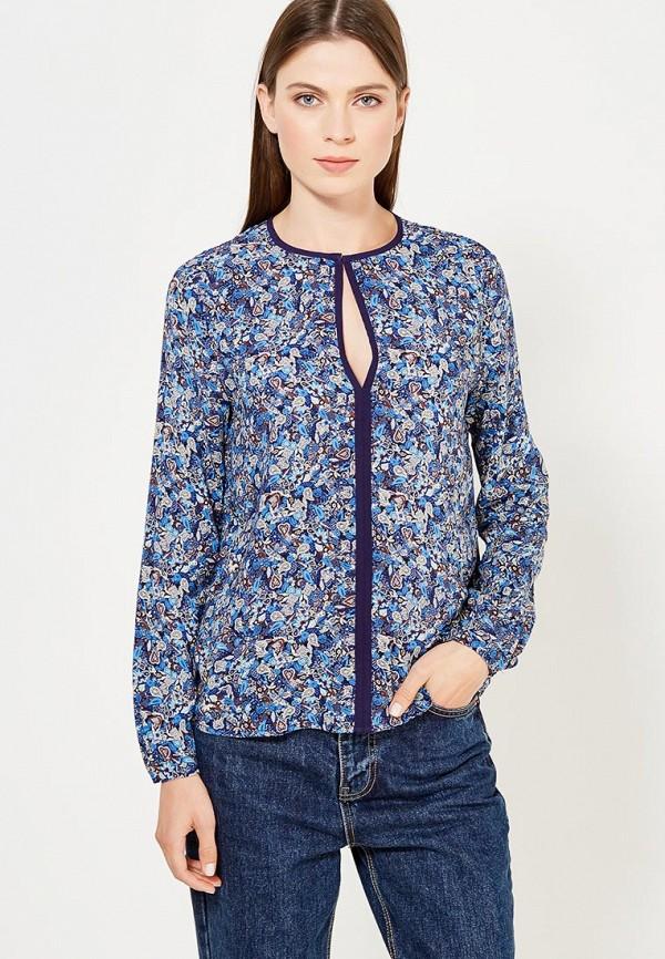 Блуза oodji oodji OO001EWQSF81 блуза oodji oodji oo001ewoki31