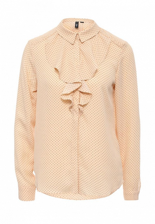 Блуза oodji oodji OO001EWQSG19 пуловер oodji oodji oo001ewiht90