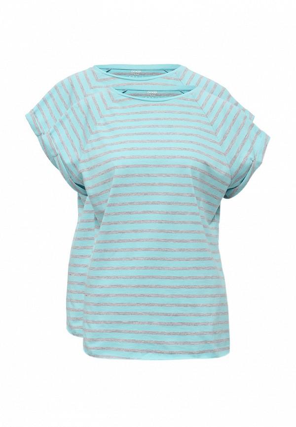 Комплект футболок 2 шт. oodji oodji OO001EWTCW88 oodji oo001ewvqs44 oodji