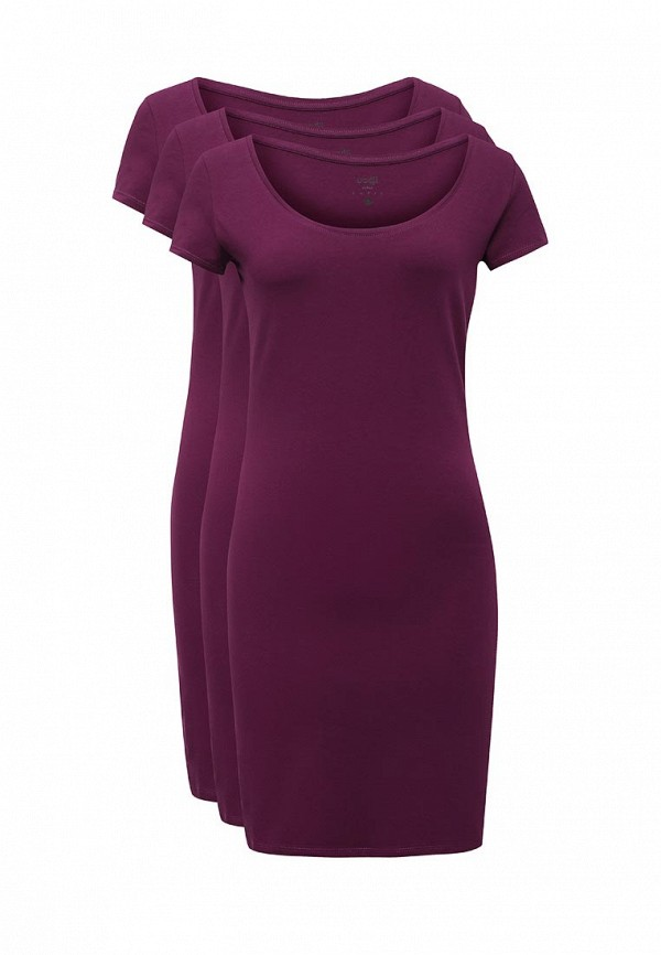 Фото Комплект платьев 3 шт. oodji. Купить с доставкой