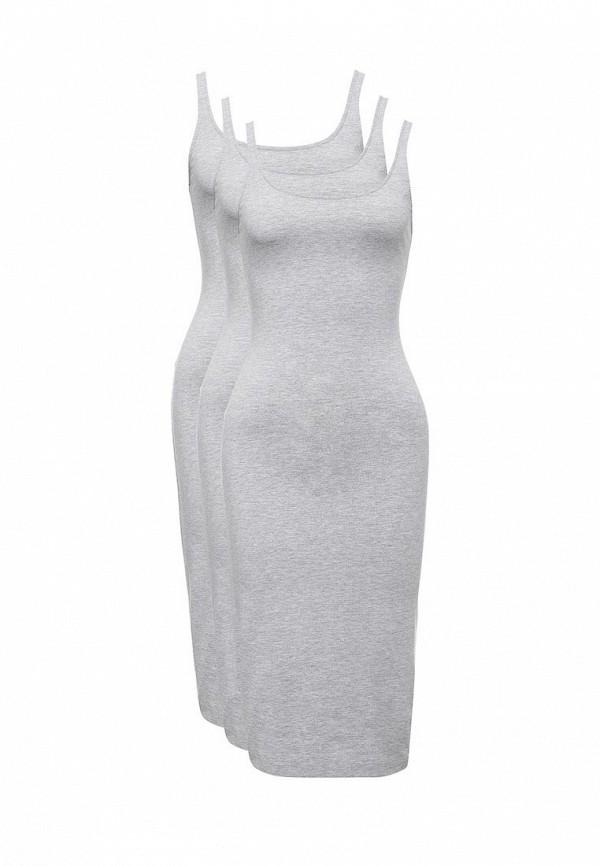 Комплект платьев 3 шт. oodji oodji OO001EWUXB55