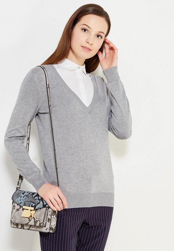 Пуловер oodji oodji OO001EWVCF88 пуловер oodji oodji oo001ewiht90