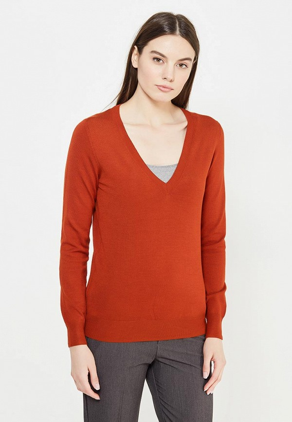 Пуловер oodji oodji OO001EWVCF92 пуловеры oodji пуловер